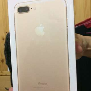 Iphone 7 Plus Gold From Company Dinner Draw