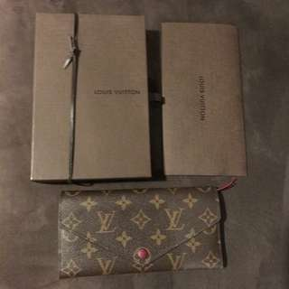 Louis Vuitton Josephine Wallet - RRP $560