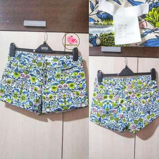 H&M Twill Printed Shorts