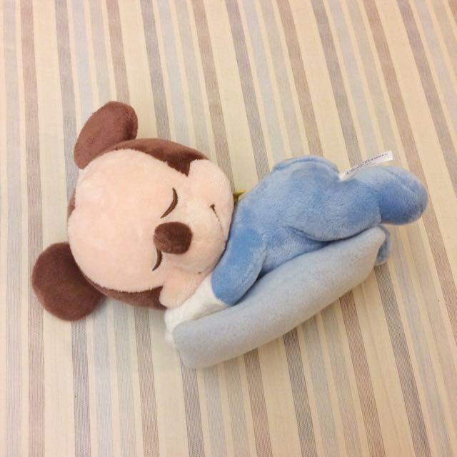 正版 迪士尼 米奇玩偶