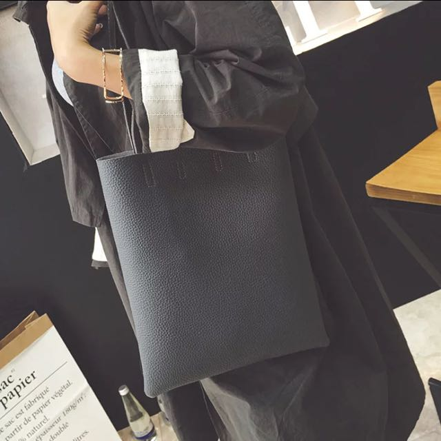 側背包#文青