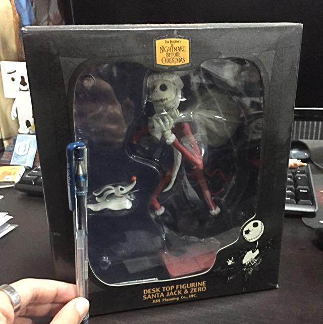 怪誕城 Jack 玩具(聖誕裝)
