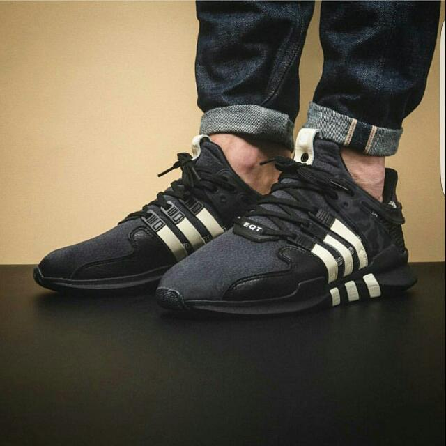 outlet store 81f09 dc790 Adidas EQT Support ADV x UNDFTD undefeated 聯名款