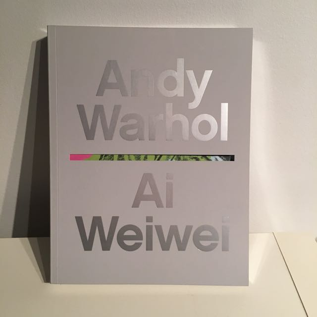 Andy Warhol / Ai Wei Wei Book