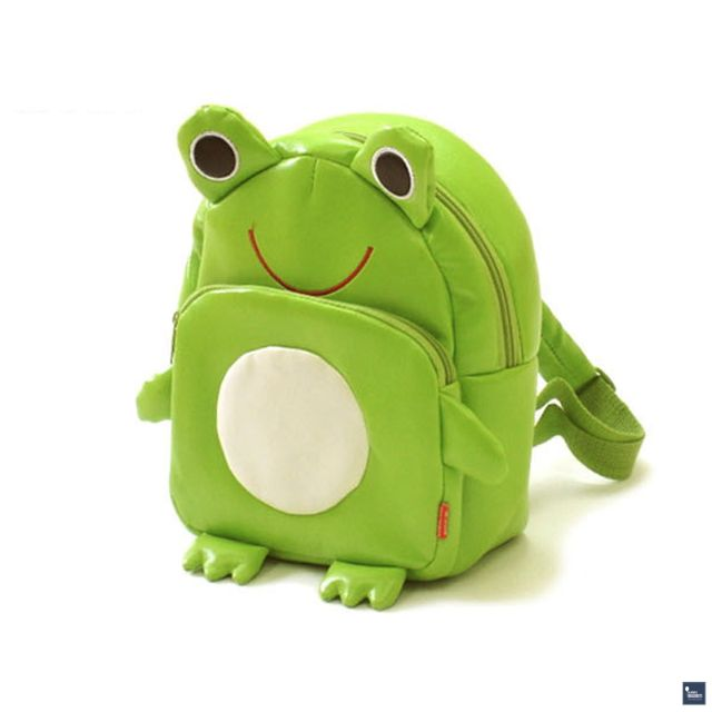 Animal Backpack - Frog
