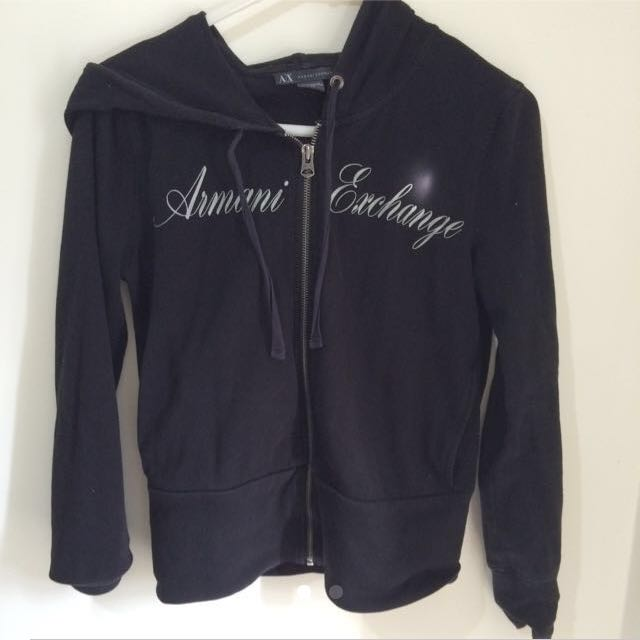 Armani Exchange Jacket Sz 8