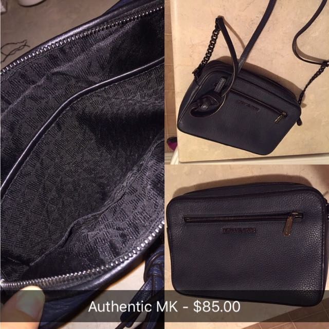 Authentic MK Side Purse