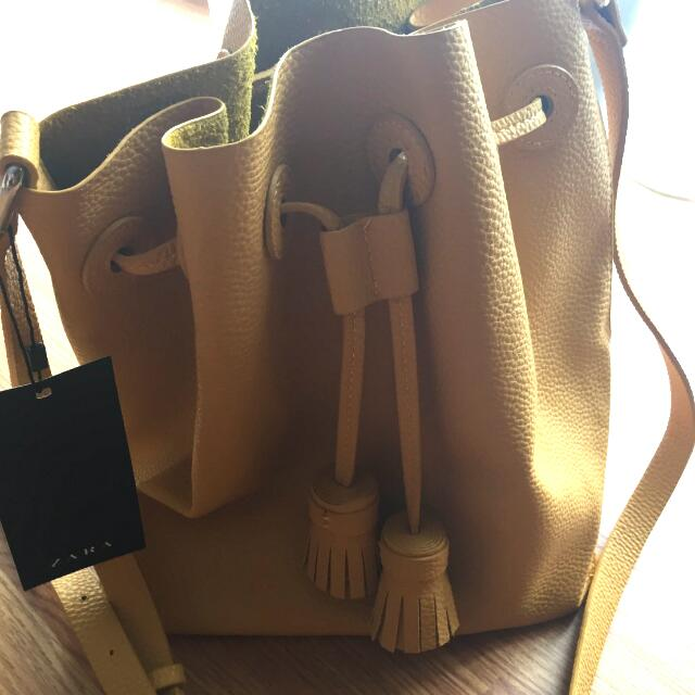 AUTHENTIC ZARA BAG, Never Used