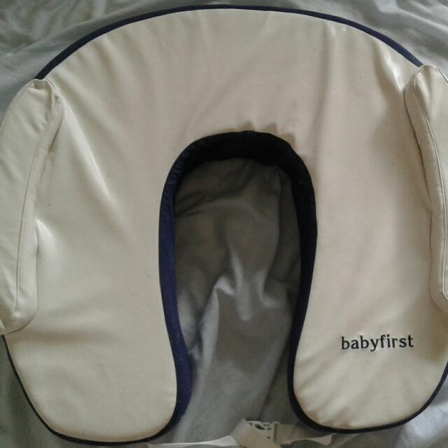 Baby First Feeding Pillow