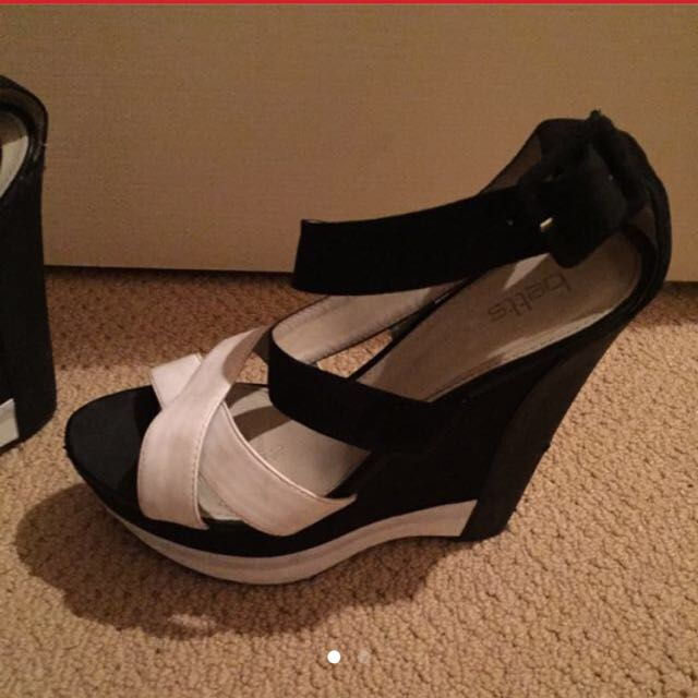 Betts Size 10 Wedges