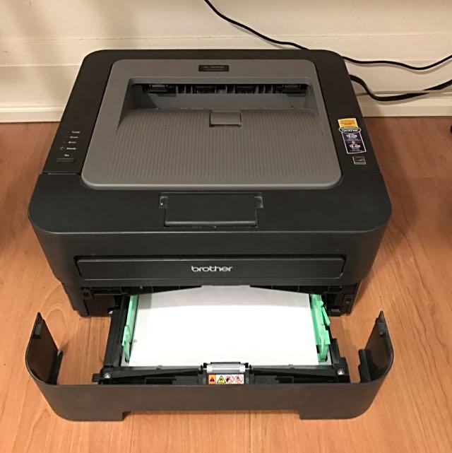 Brother HL-2240D Laser Printer