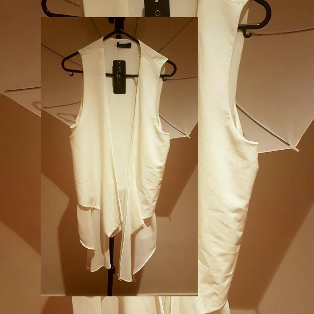 CROSSROADS vest overlay