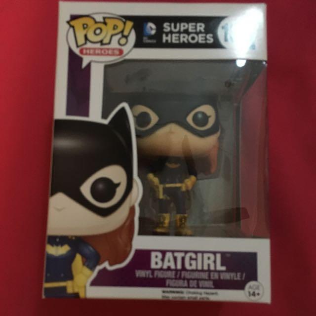 (Reserved)DC Burnside Batgirl Funko Pop