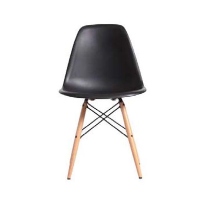 Eames Replica Chair - Black x 4