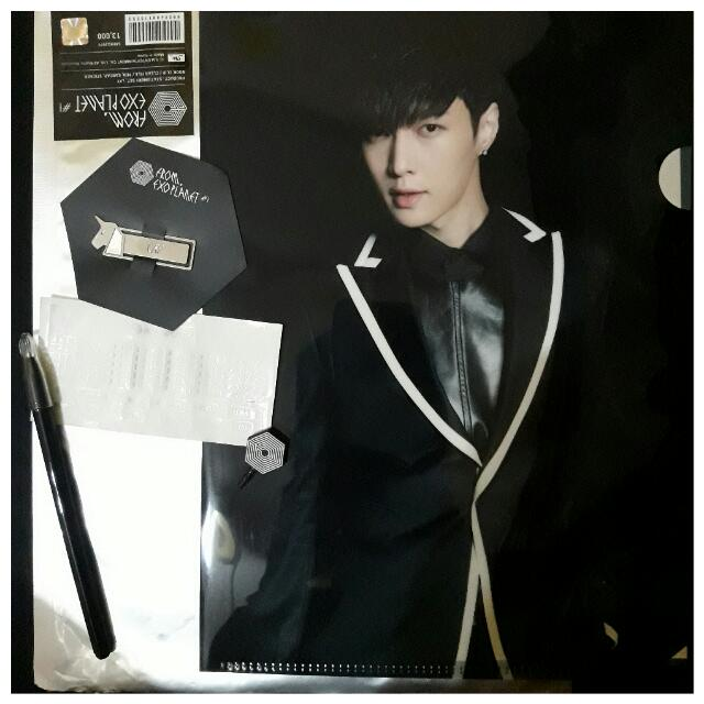 exo from exoplanet #1 stationary set lay