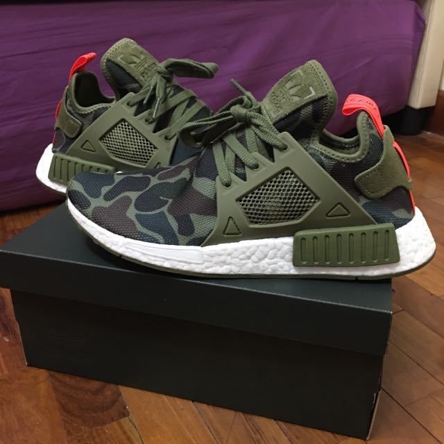 FOR SALE NMD XR1 DUCK CAMO