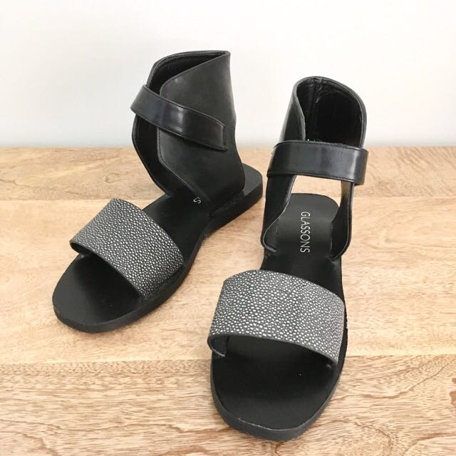 Glassons Ankle Cuff Sandals