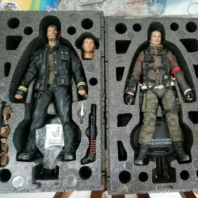 RESERVED HOT TOYS TERMINATOR Salvation