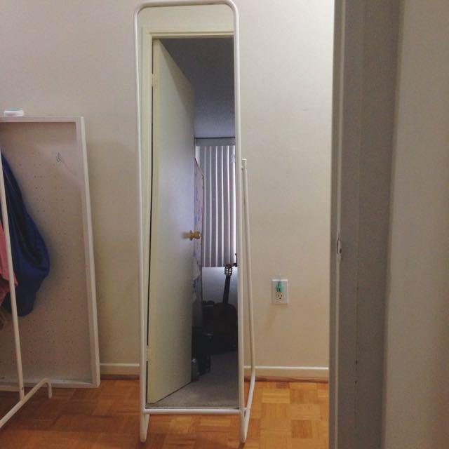 Ikea Mirror Hanger