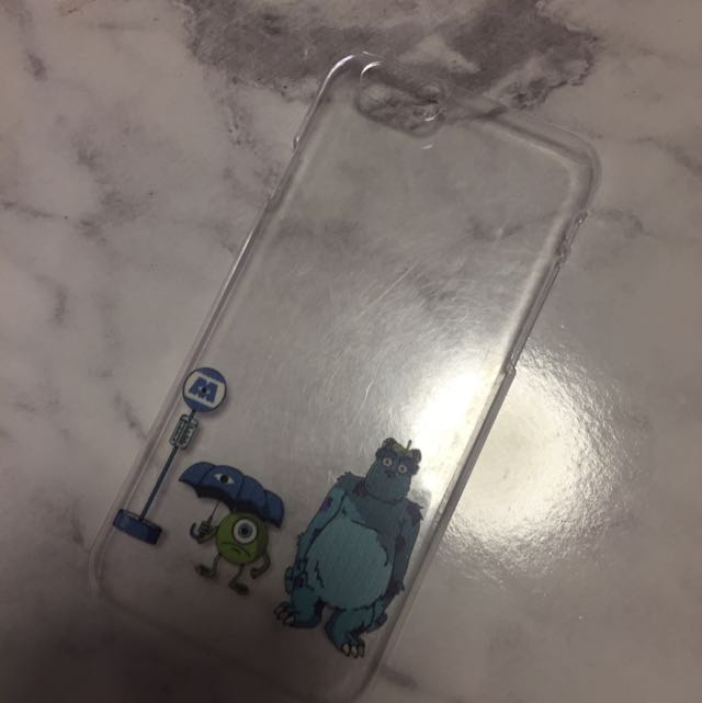 iPhone 6/6s Monsters Inc Phone Case