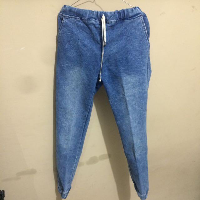 Jogger Jeans Pants