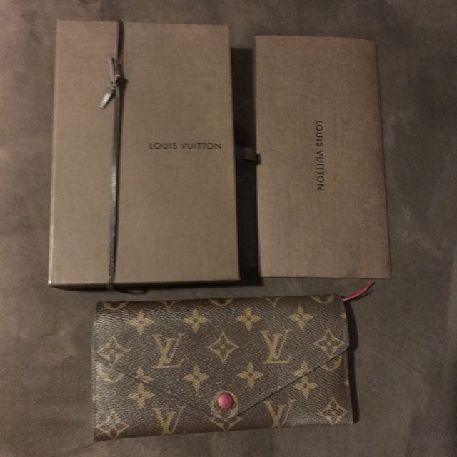 Louis Vuitton Josephine Wallet - RRP $560