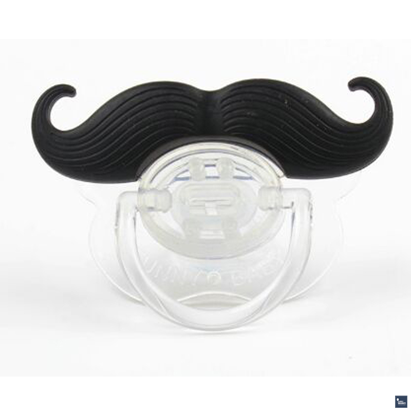 Moustache Pacifier - Type A