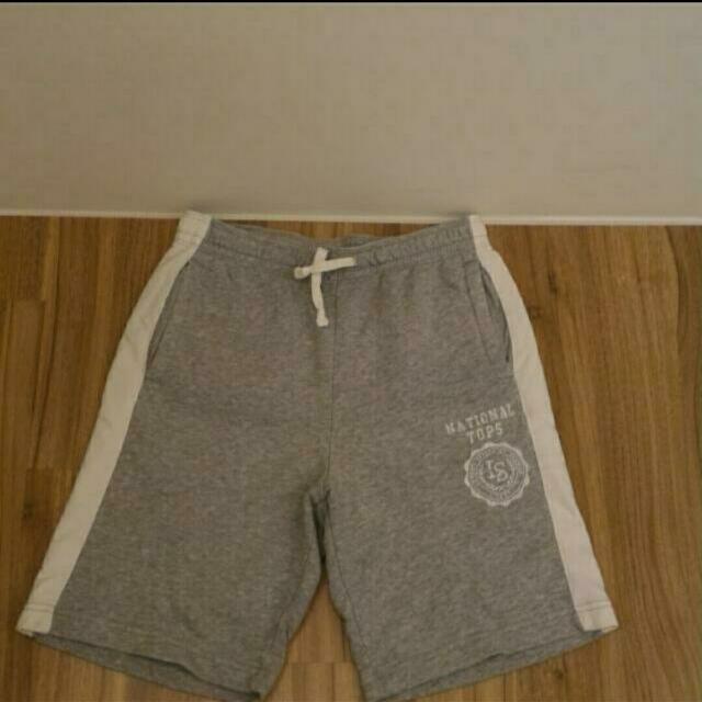 NET 棉短褲 九成新  尺寸:S  平放測量:約腰寬37cm/褲長50cm/臀寬52cm  售價:200  運費:60-店到店