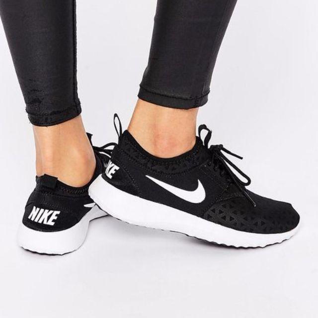 1bb59af94 womens juvenate sneakers in black; nike juvenate black and white sneakers  womens fashion shoes on carousell