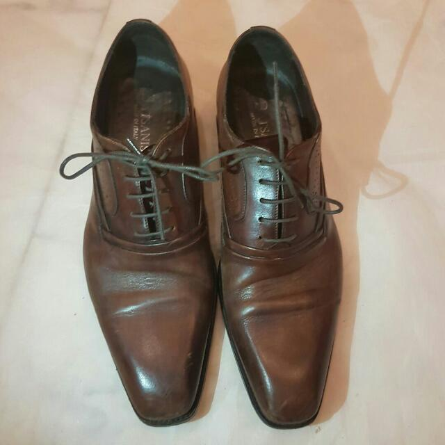 ORI LEATHER BATSANIS size 41 Pantofel