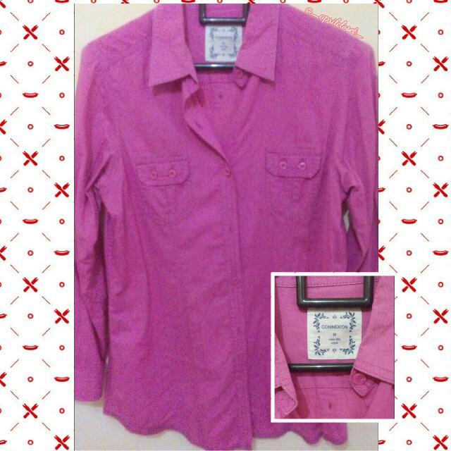 SALE 30RB!!! Pink Tshirt