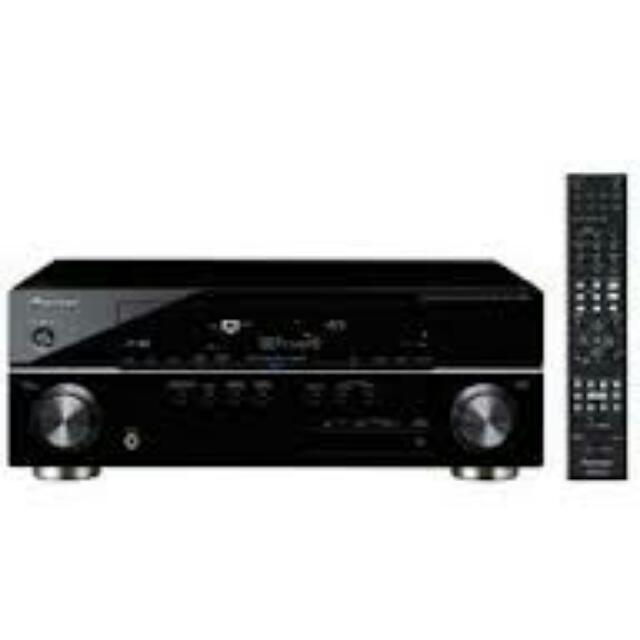 Pioneer · VSX-1019AH 7.1 Channel · Surround Sound Receiver