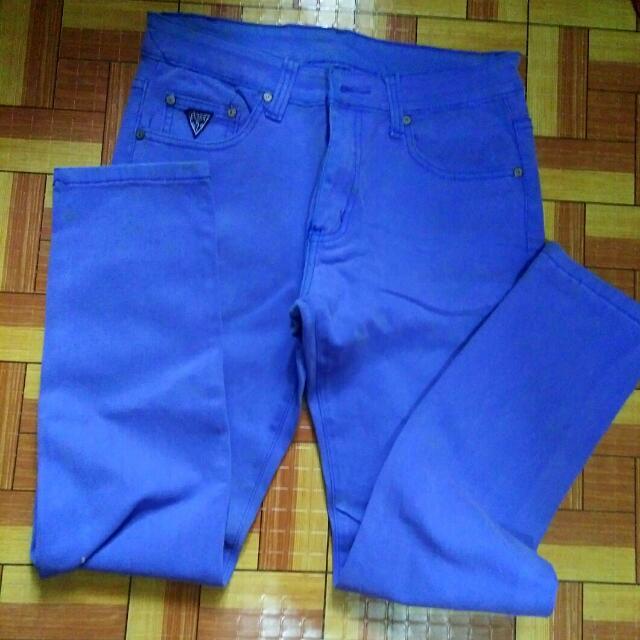 Preloved Blue Pants