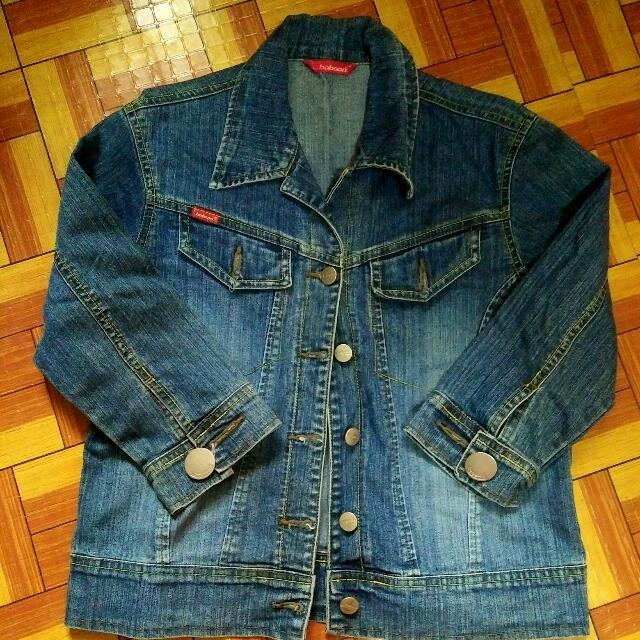Preloved Bobson Maong Jacket