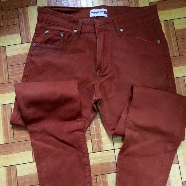 Preloved Brown Pants