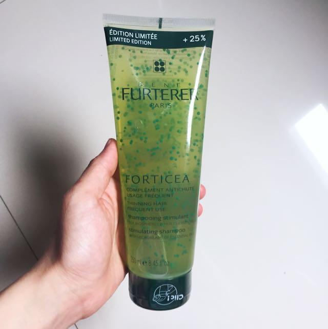 New ‼️Rene Furterer Forticea Shampoo 250 Ml