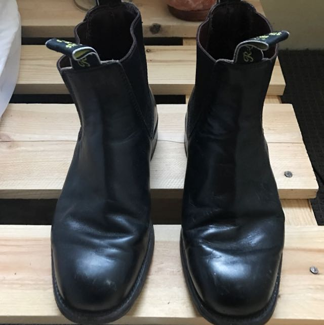 RM Williams Boots 8/8.5