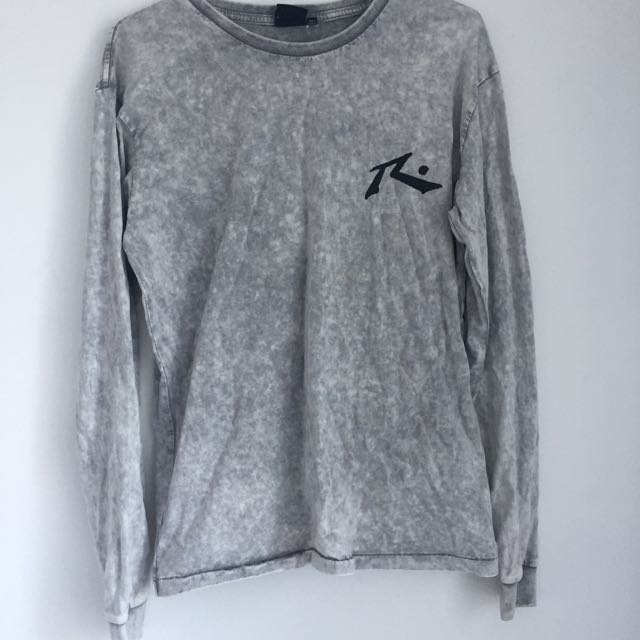 Rusty Long Sleeve Tee