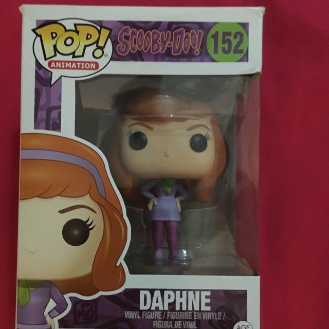 (Reserved)Scooby Doo Daphne Funko Pop