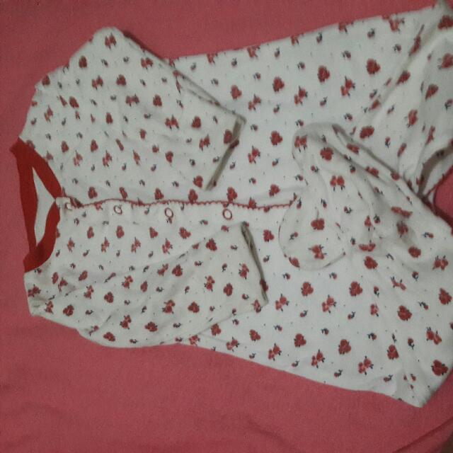 Sleepsuit Mathercare3 - 6bln