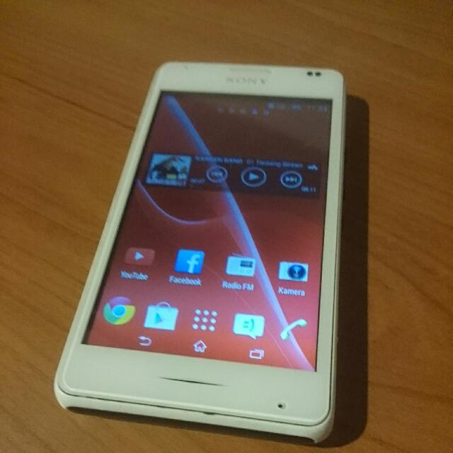 Sony Xperia D2105