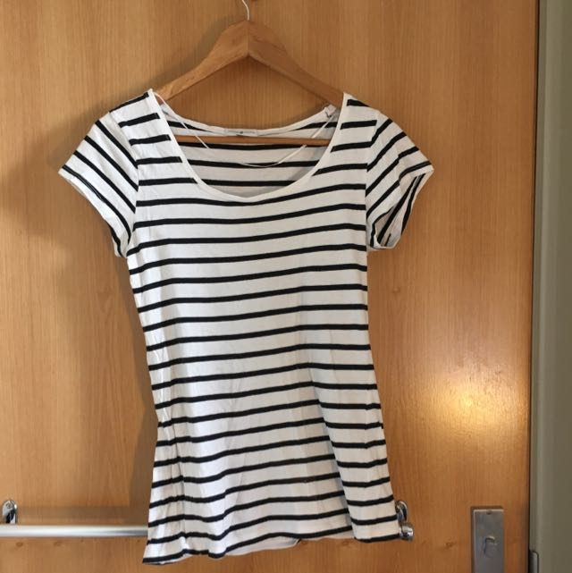 Striped T Top