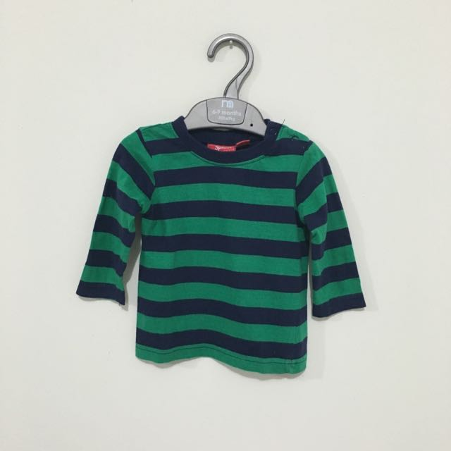 Stripes Long Sleeve T-shirt