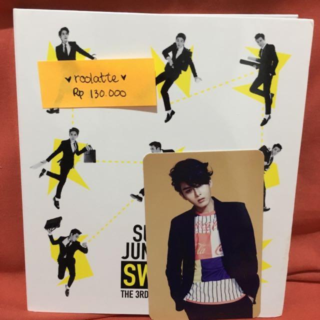 Super Junior-M - Swing