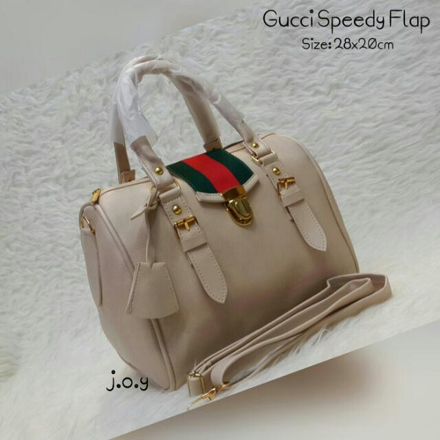 Tas Gucci Speedy Flap