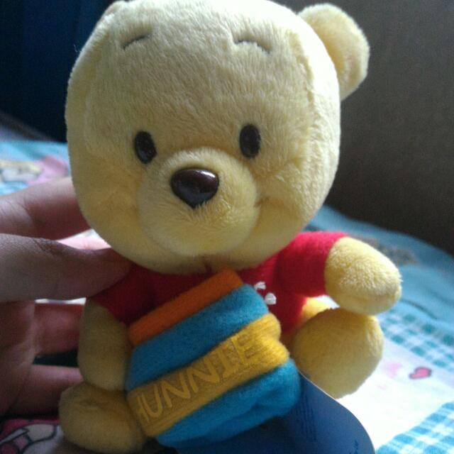 Toys Kingdom Baby Winnie The Pooh