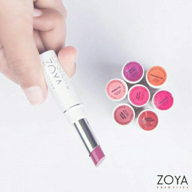 Ultramatte Lipstik ZOYA
