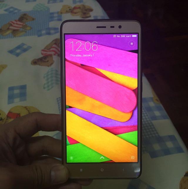 Xiaomi Note 3 16g 2gb Ram