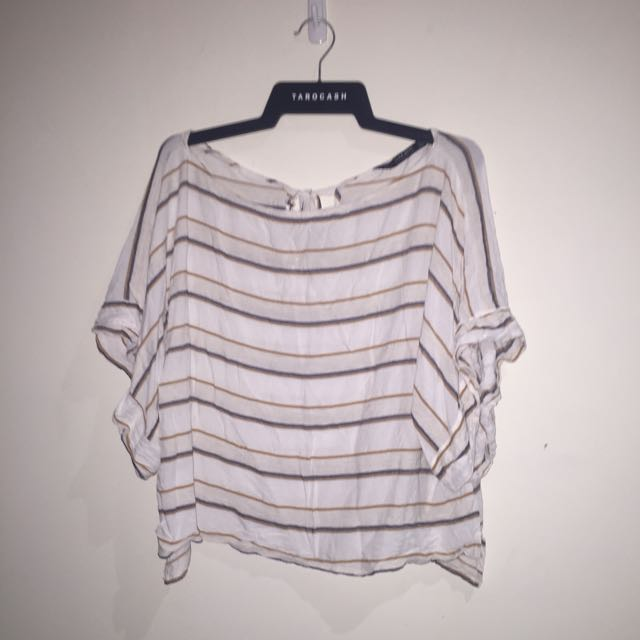 Zara basic collection crop