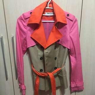 設計師品牌風衣外套  含運
